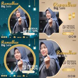 Kumpulan Twibbon Ramadhan Adobe Photoshop Gratis