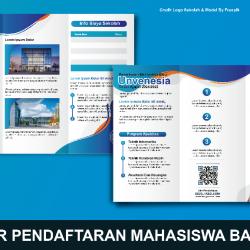Download Brosur Pendaftaran Mahasiswa Baru