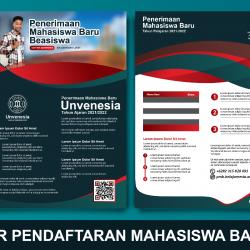 Download Brosur Mahasiswa Baru Coreldraw X7 Dan Illustrator