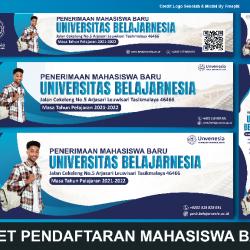 download Banner Mahasiswa Baru photoshop