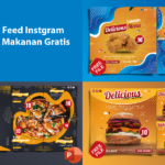 Kumpulan Feed Instgram Powerpoint Makanan Gratis~1